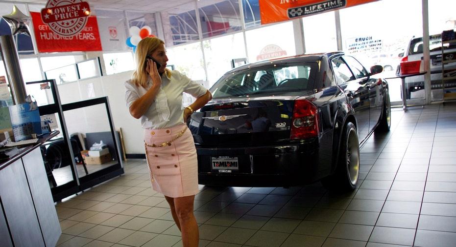 Chrysler dealership employee FBN
