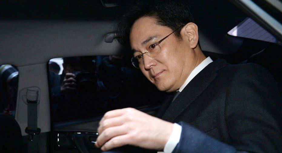 Jay Y Lee Samsung  Reuters