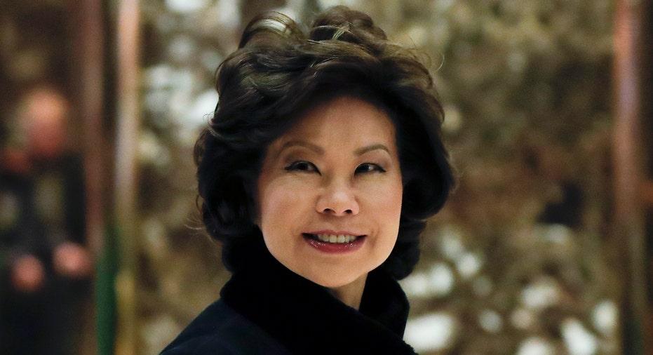 Elaine Chao (Transportation Secretary)