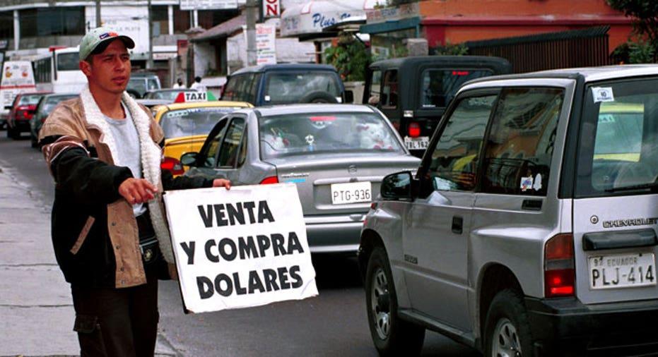Ecuadorean Money Changer