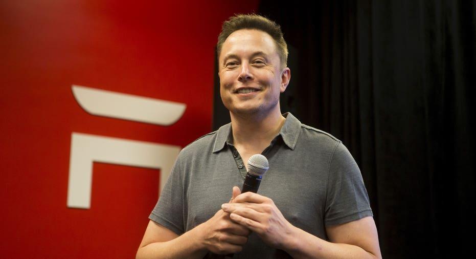 Elon Musk  Reuters