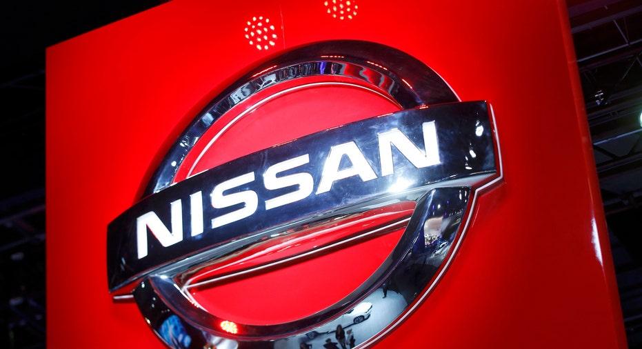Nissan Logo RTR FBN