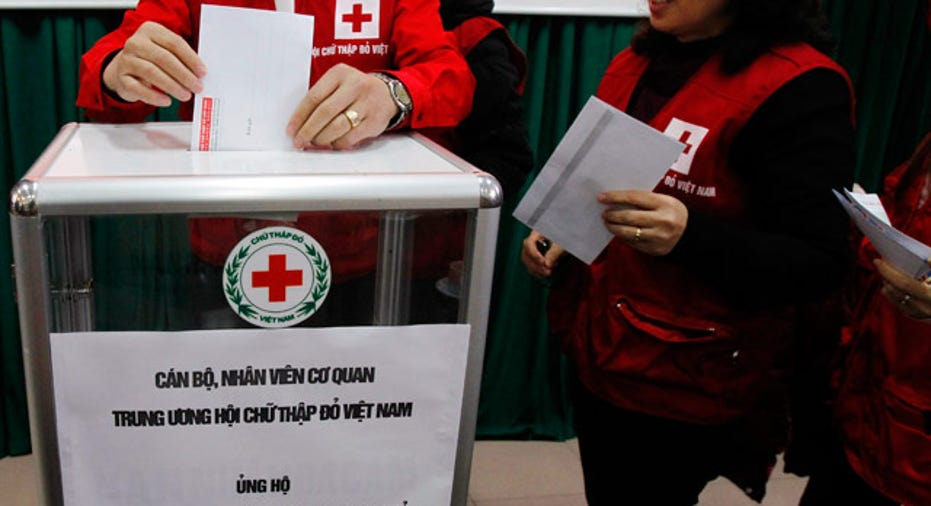 Red Cross Donation Box Reuters