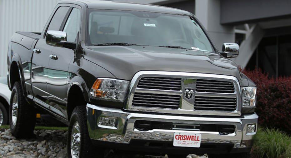Dodge Ram, Dodge Pickup