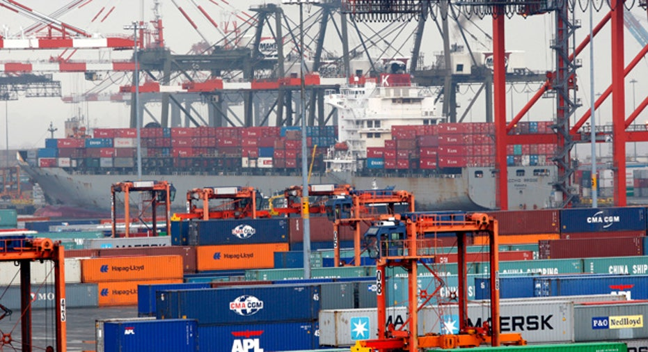 Port Newark Container Terminal in New Jersey
