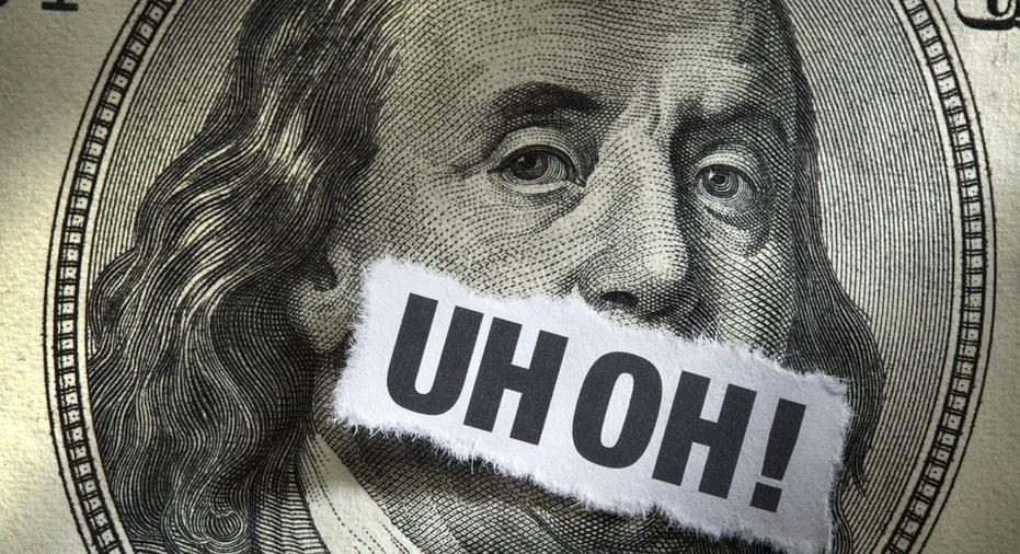 Financial mistake FBN