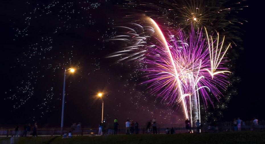 Fireworks display FBN AP
