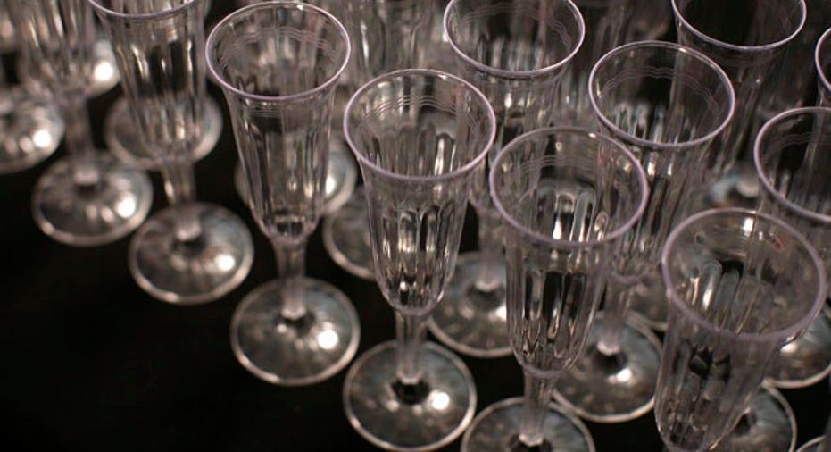 flute glasses