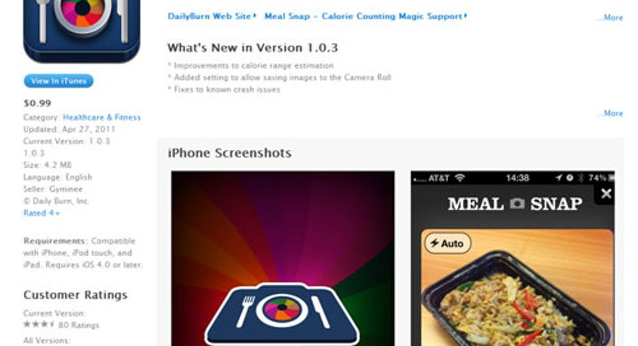 food-scanner, PF Slideshow