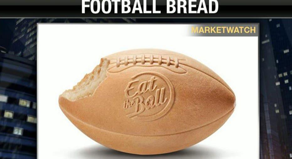 Football Bread