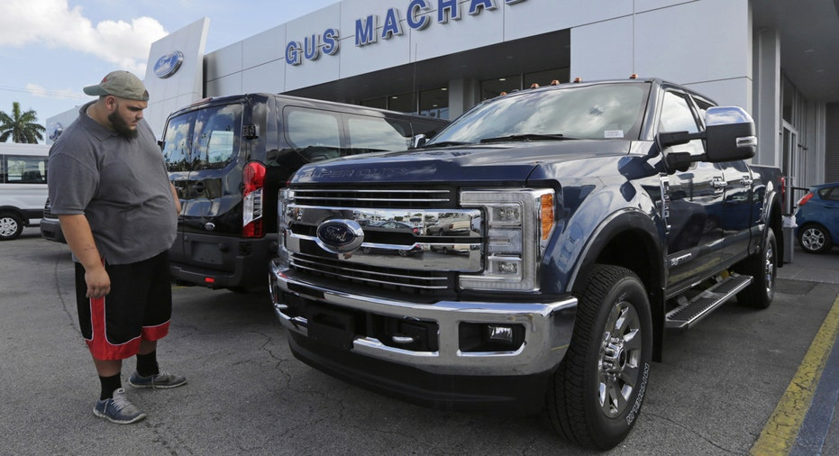Ford F-250 dealership and customer FBN