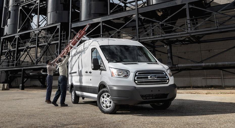 2017 Ford Transit Van FBN