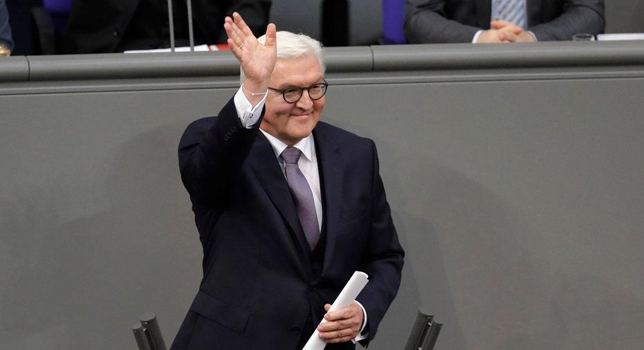 Frank-Walter Steinmeier AP FBN