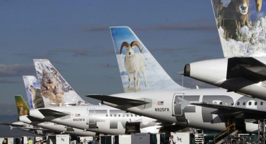 Frontier Airlines  Reuters