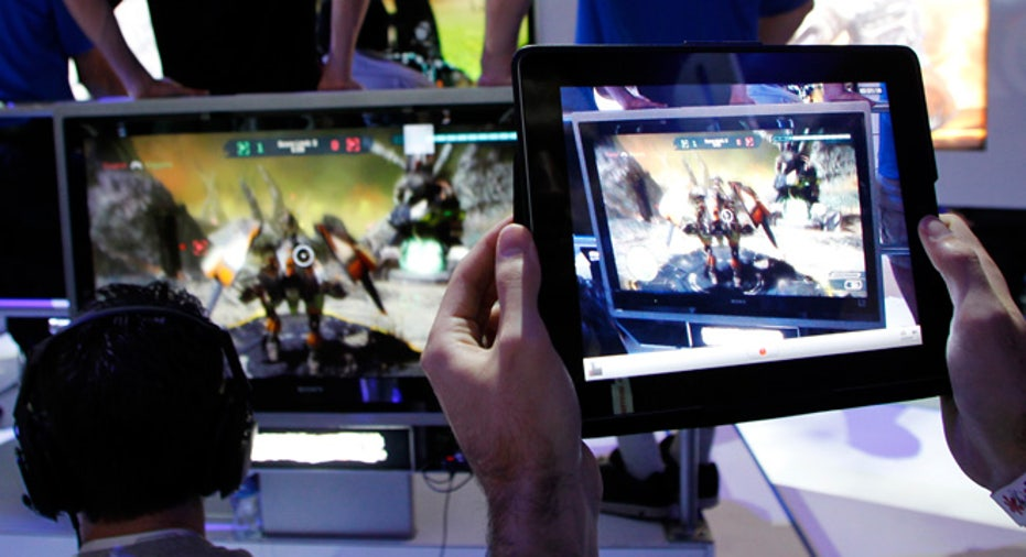 gaming, video games, ipad