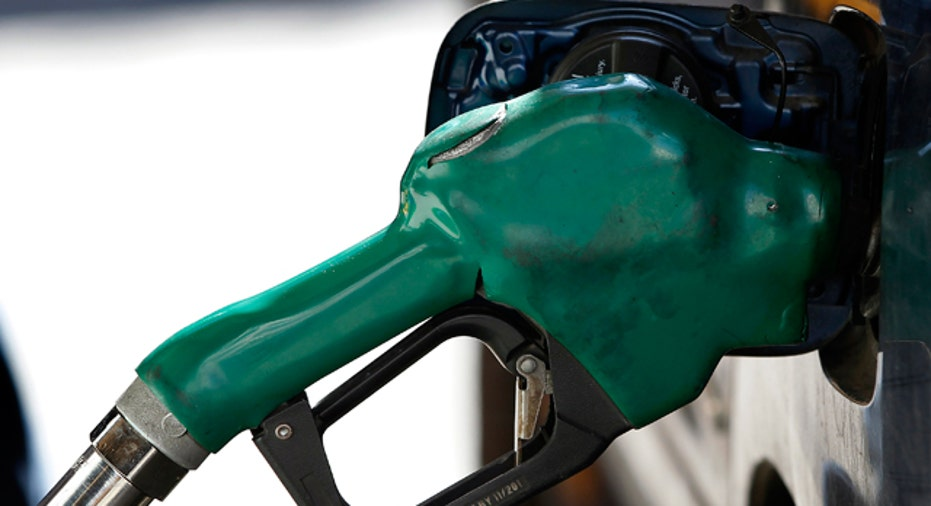 Gas Nozzle at Gas Station Reuters