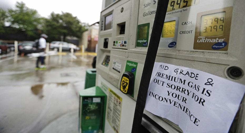 Gasoline shortage at Atlanta station FBN
