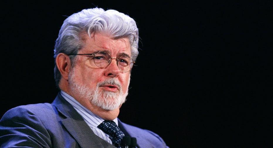 George Lucas Talks Film Formats