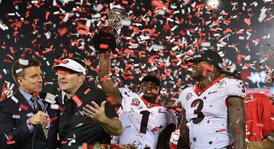 Georgia Rose Bowl    USA Today Sports