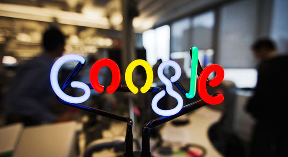 Google, Google logo
