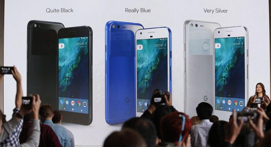 Google Pixel fbn