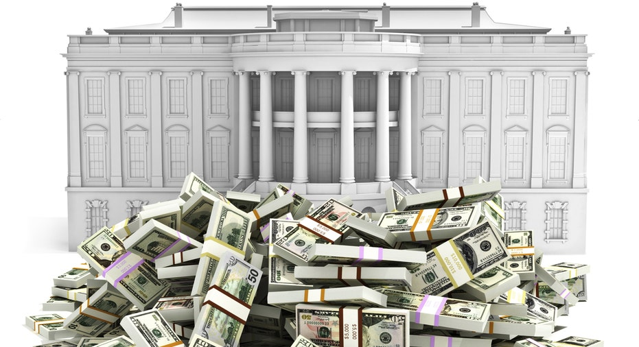 government spending fbn