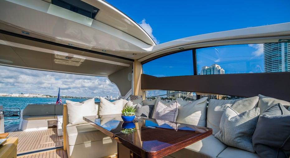 Predator 57 Yacht in Miami