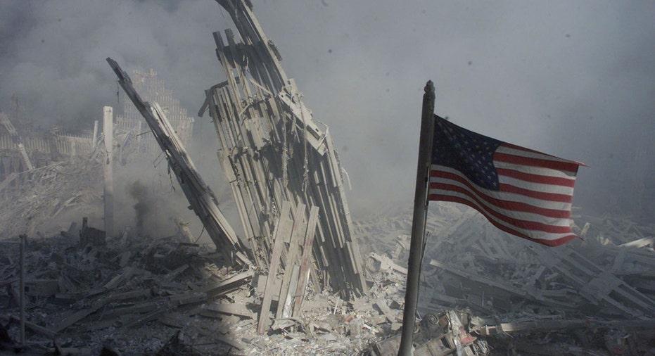 Ground Zero rubble fbn