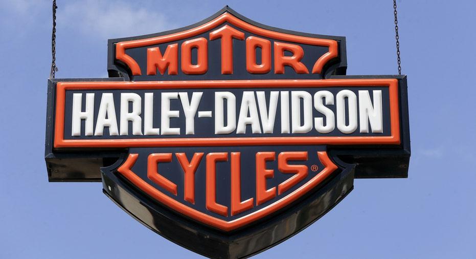 Harley-Davidson sign FBN