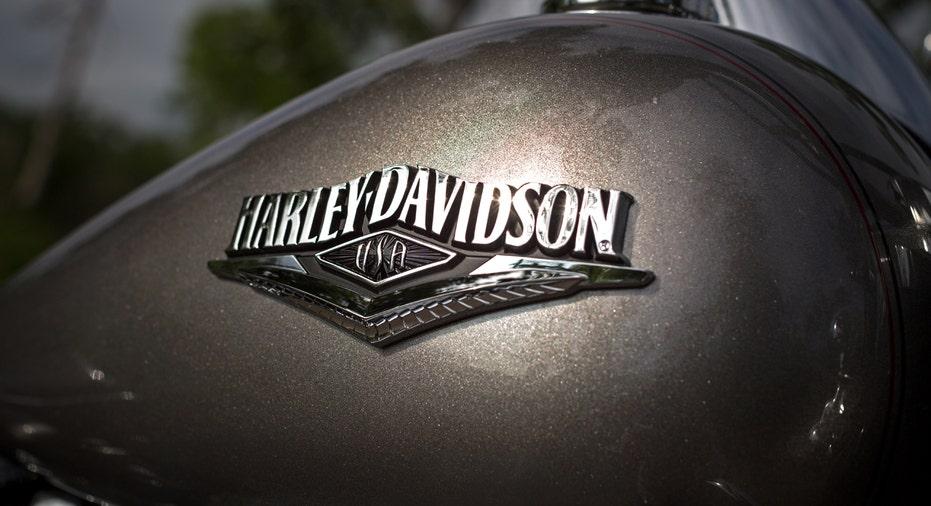 Harley Davidson logo 3 FBN