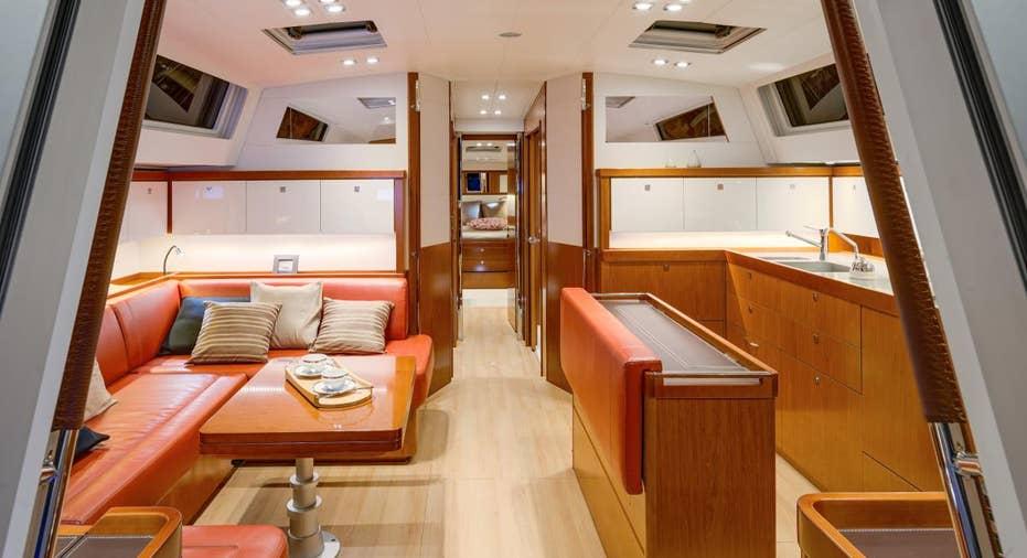 Luxury Sailboat in Key West