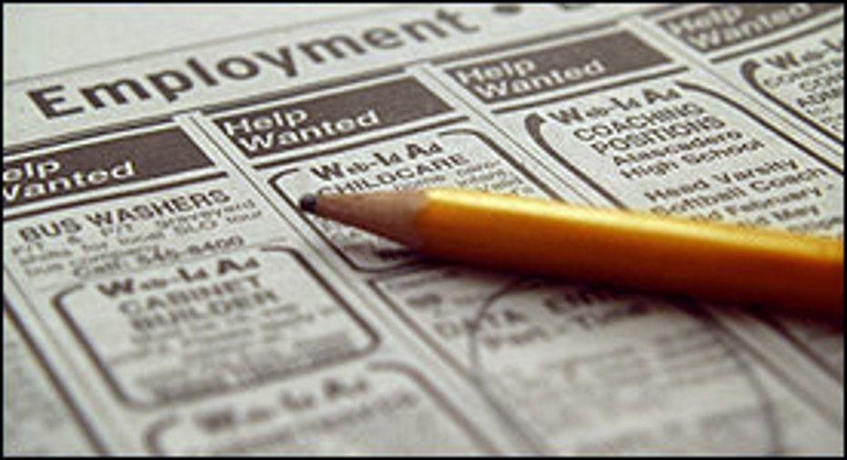 Help Wanted Newspaper 2 FBN Unemployment Hiring