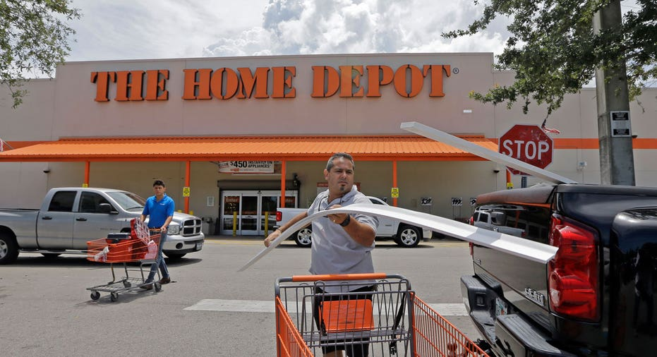 Home Depot (NYSE:HD) Stock Price Down 5.4%