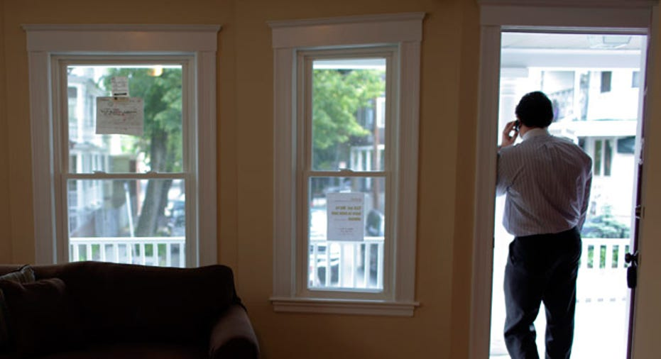 Homeowner on the phone Reuters
