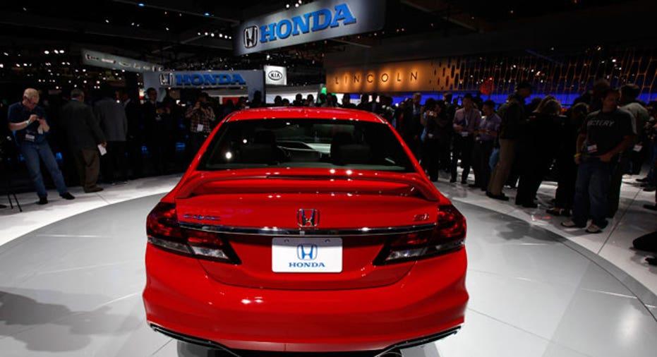 Honda, Honda Civic
