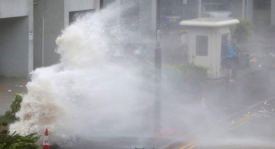 Hong Kong Halo Reuters