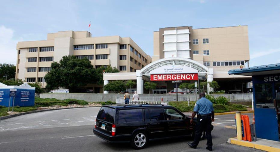 Hospital, healthcare, health-care, emergency room