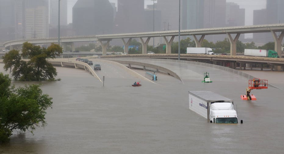 Houston Flooding  Reuters