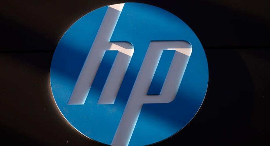 HP, HP logo, Hewlett-Packard