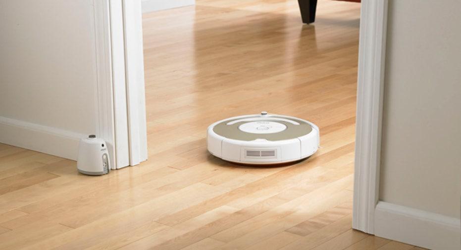 iRobot Roomba 530 With Virtual Wall Lighthouse