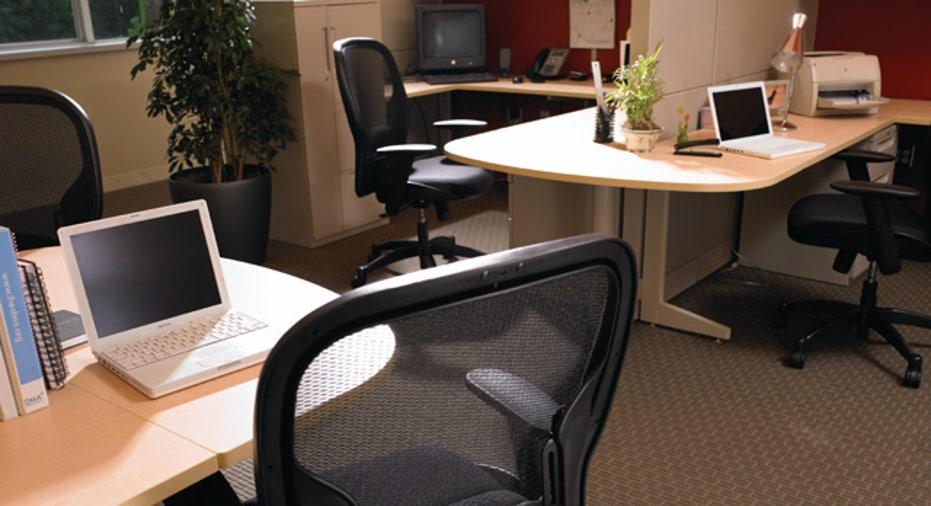 iRobot Roomba Professional in Office