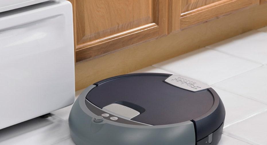 iRobot Scooba in Kitchen
