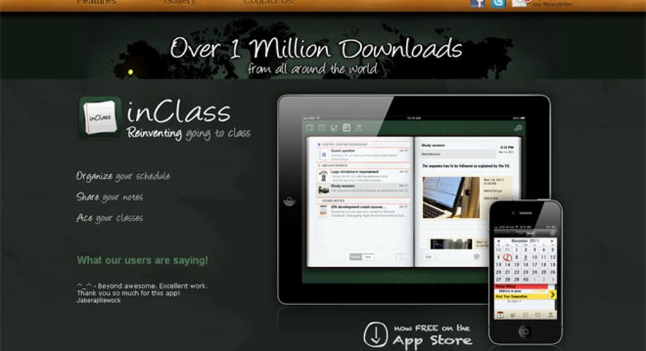 inClass App