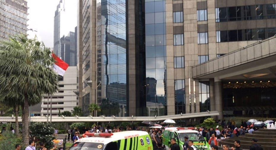 Indonesia Stock Exchange Collapse  REUTERS/Darren Whiteside