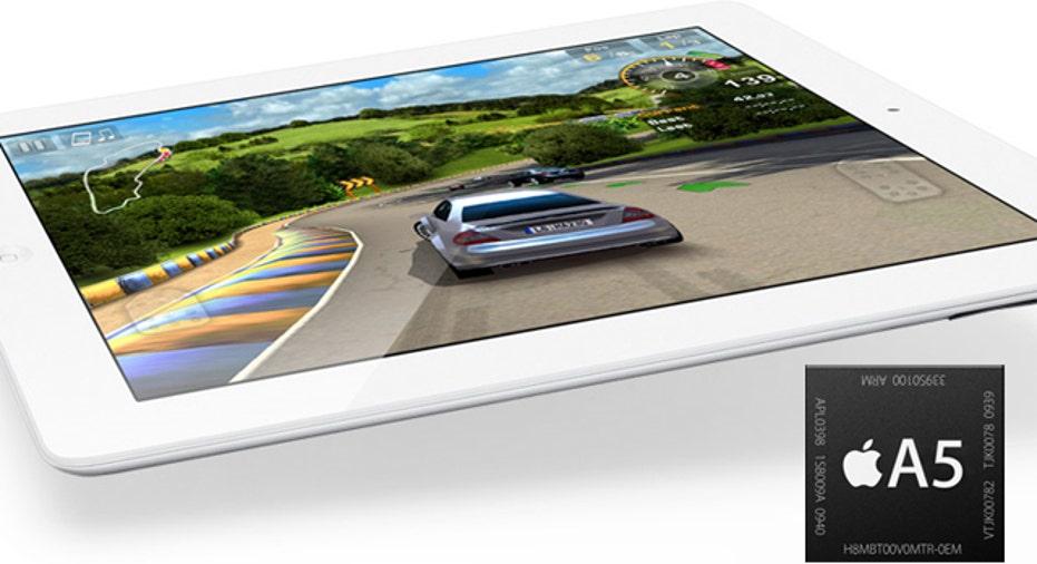 iPad 2 Processor, slideshow