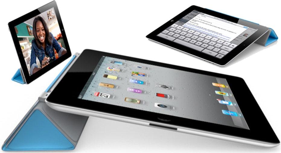 iPad 2 Collage, slideshow