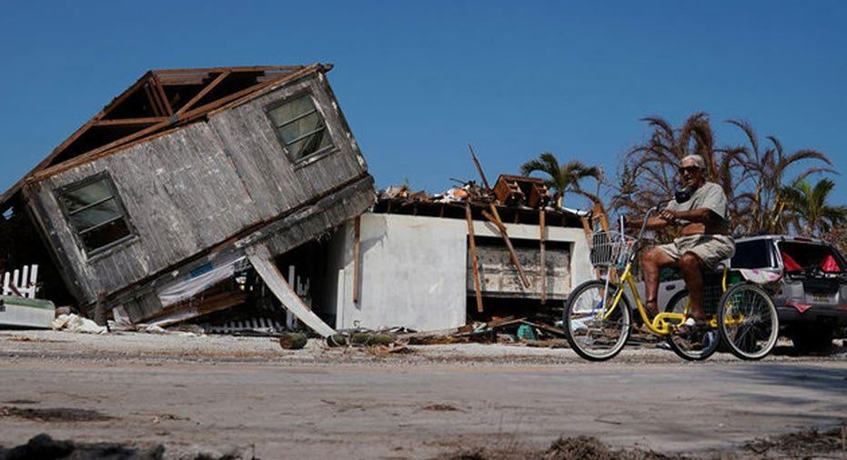 Irma Keys REUTERS/Carlo Allegri