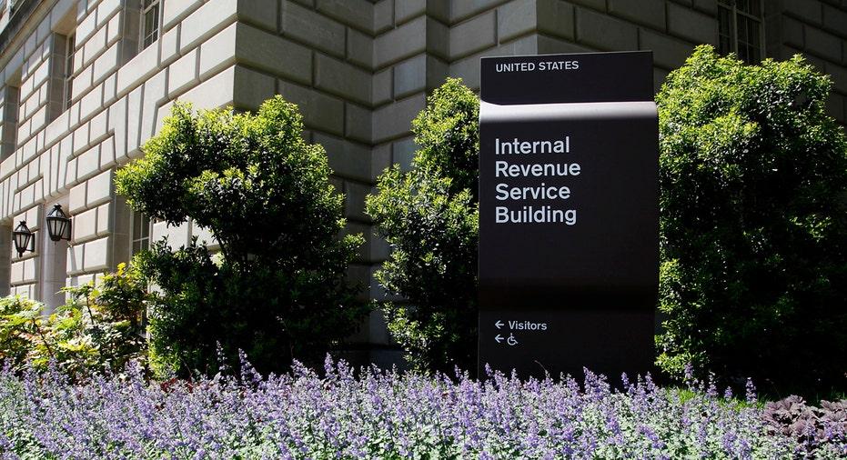 IRS Sign FBN