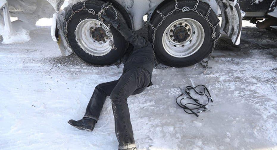 January Snow  Reuters