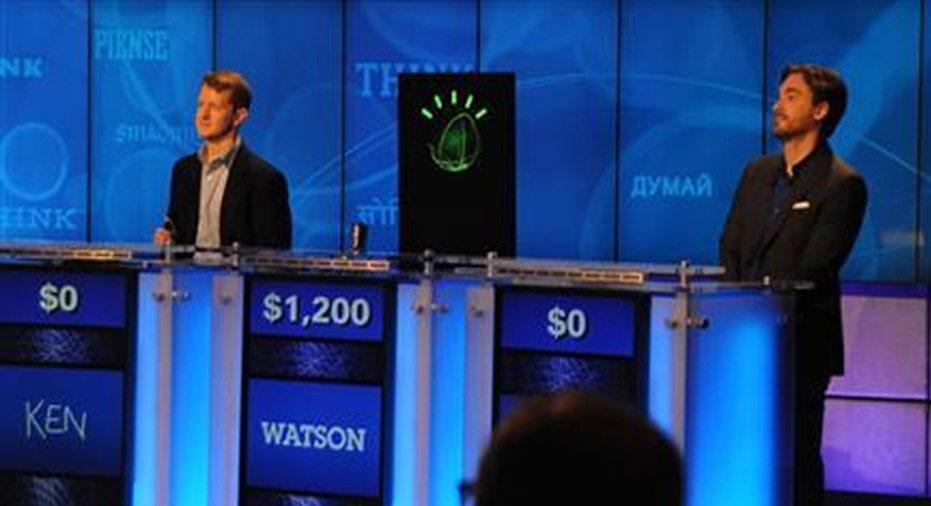 Jeapardy IBM Watson
